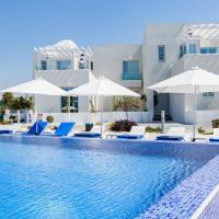 Blue Diamond Beach Villas, hotel near Paphos International Airport - PFO, Paphos City