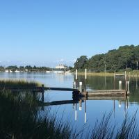 East Hampton Private Water Front House