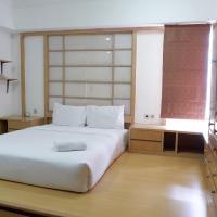 3BR Apartment at Sudirman Condominum Tower By Travelio