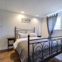 Complete suite 1 bed/1 bath Fresh and New