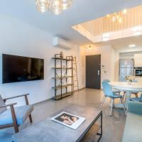 Trust Inn - Jaffa Brand New duplex Balcony&Parking
