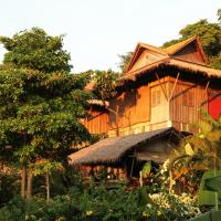 Le Bout du Monde - Khmer Lodge
