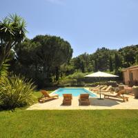 Ramatuelle Villa Sleeps 8 Pool Air Con