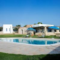 Racale Villa Sleeps 11 Pool Air Con WiFi