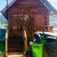 Wood cabana Nuwaraeliya