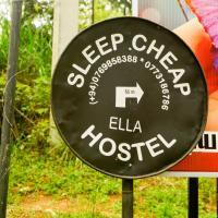 Sleep Cheap Ella