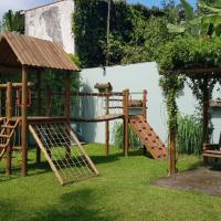 Casa de praia em Juquehy, p/ 6 pessoas e 2 crianças