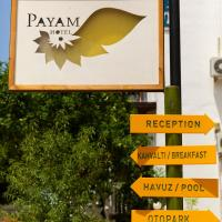 Payam Hotel, hotel in Kaş