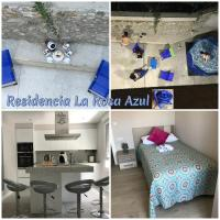 La Rosa Azul Rooms