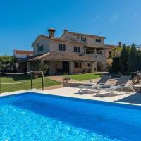 Unique Stone Villa Luna with private 50m2 Pool and Garden
