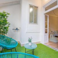 Baixa 2 Bedrooms Apt with Patio + Free Pick Up By TimeCooler