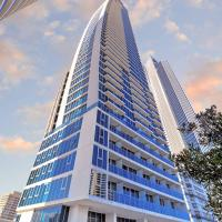 5 Star Fantastic Ocean-Mountain-City View Apartment in Luxury H Tower