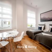 Very Berry - Orzeszkowej 14 - MTP Apartment, parking, check in 24h