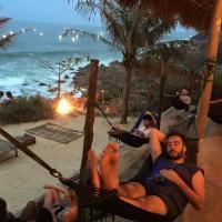 Life's a Beach Backpacker