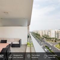 Beautiful Apts w/ Large Balcony & Parking by Sea N' Rent