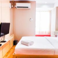 Modern Furnished Studio Room Cinere Bellevue Suites Apartment By Travelio