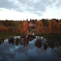 Tunturihuvila 1, hotel in Vuontisjärvi