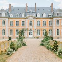 Boisney Chateau Sleeps 92 WiFi