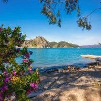 Alanya Villa Sleeps 2 Air Con WiFi