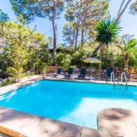 Cala Mondrago Villa Sleeps 6 Pool