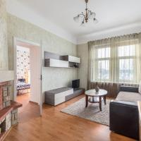 Old Town apartment with the Daugava river view