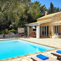 Corfu Villa Sleeps 8 Pool Air Con