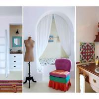 Agios Stefanos Villa Sleeps 10 Air Con