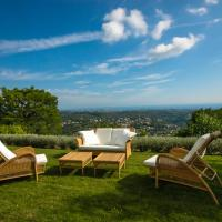 Vence Villa Sleeps 6 Pool Air Con WiFi