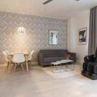 Modern Wenceslas Square Apartment With Massage Chair By easyBNB
