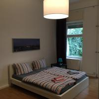 Basic Apartment in the City Center of Berlin (10)
