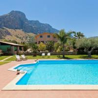 Lovely Child-friendly Villa with Swimming Pool in Cinisi