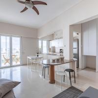 Beautiful 3rd floor flat at top Maroussi location
