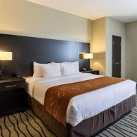 Comfort Suites near Westchase on Beltway 8