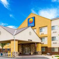 Comfort Inn & Suites Orem near University
