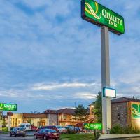 Quality Inn Cedar City University Area