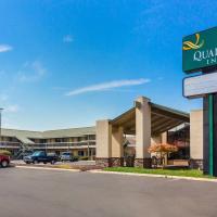 Quality Inn Yakima near State Fair Park