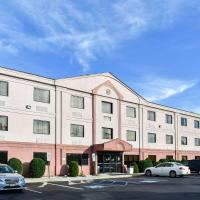 Comfort Inn Bordentown near NJ Turnpike