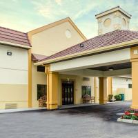 Quality Inn & Suites Medina - Akron West