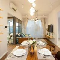 Liam Service Apartment - Vinhome Central Park