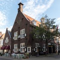 Vesting Hotel & Restaurant open voor gasten, hotel in Naarden