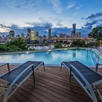 Waterfront Brisbane Apartment
