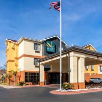 Quality Inn & Suites Montgomery East Carmichael Rd