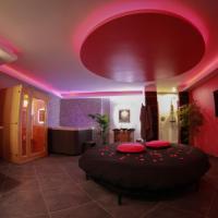 Nuit vip spa sauna privatif