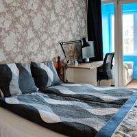 Liivalaia 40 Blue Balcony Apartment