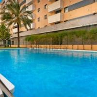 Luxury Apartment in center with parking,pool and near the beach