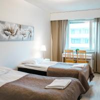 Apartamentos Joensuu - Kauppakatu 7