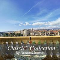 """Nestor&Jeeves - """"Papillon"""" - Old Town - Clear garden view"""