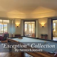 "Nestor&Jeeves - ""Palace Rotonde Prestige"" - Central - By sea - Top floor"
