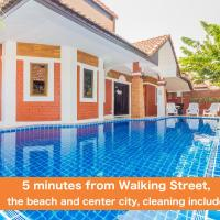 Walkingstreet Holiday Villa 4 Bedrooms