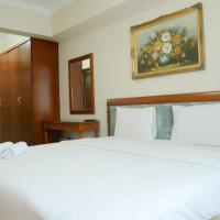 Cozy And Affordable 2BR Sudirman Tower Condominium near Plaza Semanggi By Travelio